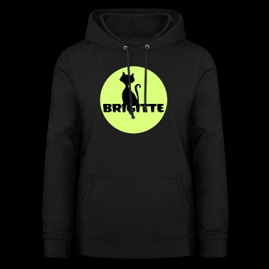 Brigitte First name name day gift - Women's Hoodie