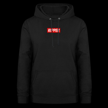 Ripper Box Logo Design - Women's Hoodie
