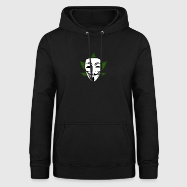 Anonym - Dame hoodie