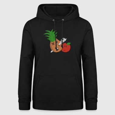 Pen Pineapple Apple Pen - Women's Hoodie