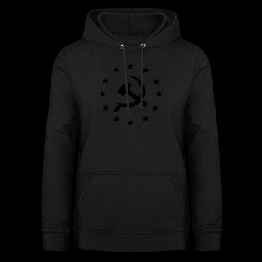 Socialist Communist Europe - Women's Hoodie