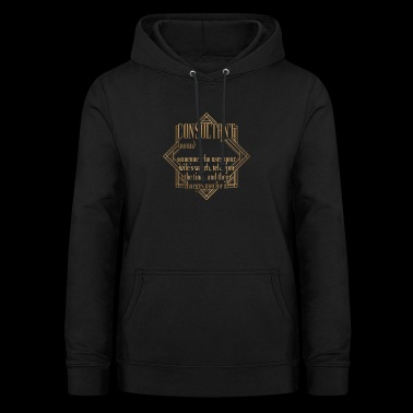 Consultant Definition - Women's Hoodie