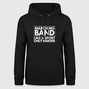 Marching Band - Women's Hoodie