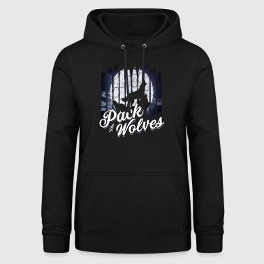 Wolf pack Wolfpack Wolf Wolves pack - Women's Hoodie