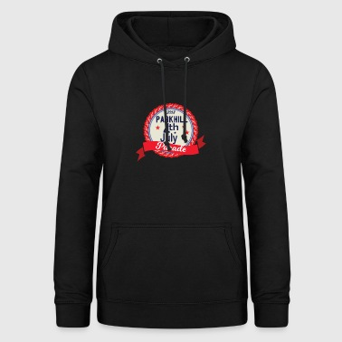 4th of July Parade United States - Women's Hoodie