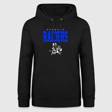 Stevens Raiders with horse - Women's Hoodie