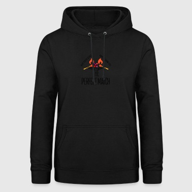 The perfect match - Women's Hoodie
