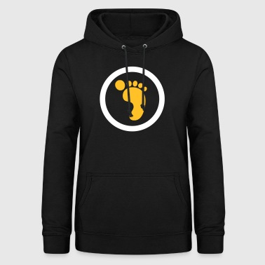 Ecological Footprint - Women's Hoodie