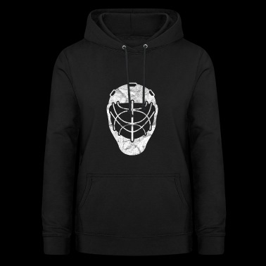 Hockey hockey mask ice hockey gift - Women's Hoodie