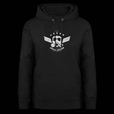 Urban exploration - Women's Hoodie