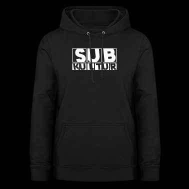 23 0127 subculture - Women's Hoodie