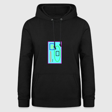 Colorful graphic - Women's Hoodie