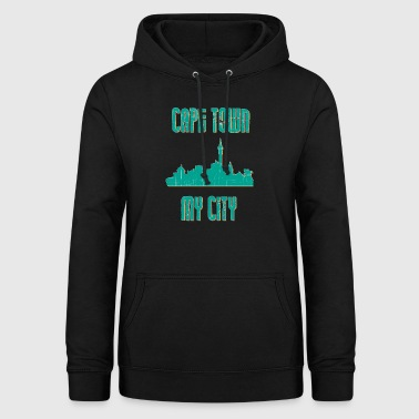 Cape town MY CITY - Women's Hoodie