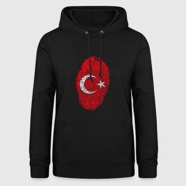 proud to be a turk - Women's Hoodie