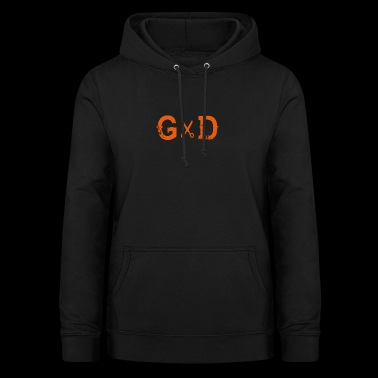 Legend god godfather - Women's Hoodie