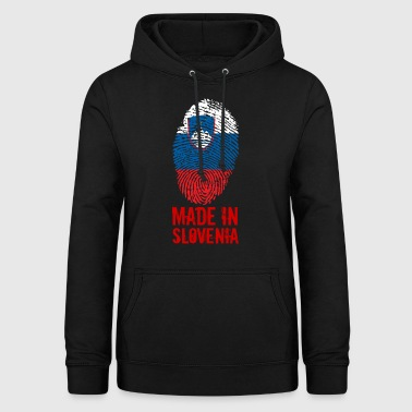 Made in Slovenia / Made in Slovenia Slovenija - Women's Hoodie