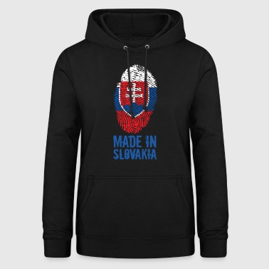 Made in Slovakia / Made in Slovakia Slovensko - Women's Hoodie
