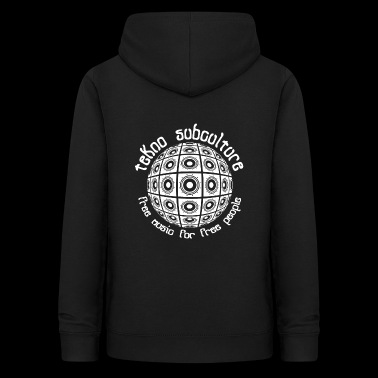 Tekno subculture - Women's Hoodie