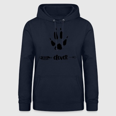 Animal Fox - Women's Hoodie