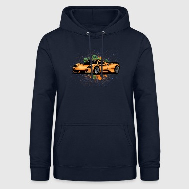 Cool supercars - Women's Hoodie