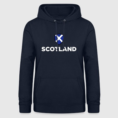 National Flag Of Scotland - Women's Hoodie