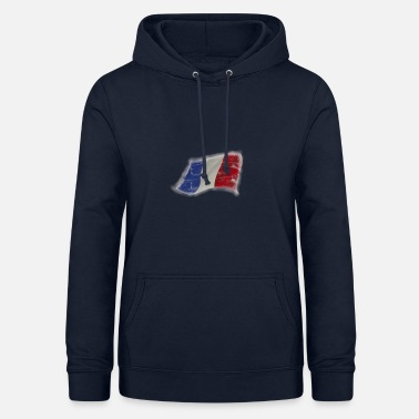 French Flag French flag - Women's Hoodie