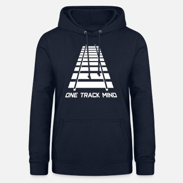 Track Rail tracks track model railway - Women's Hoodie