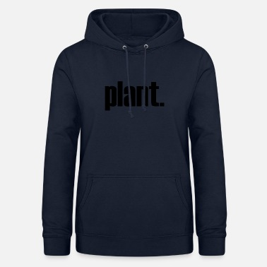 Plan plans - Sweat à capuche Femme
