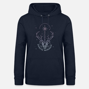 Harry Potter Stag Expecto Patronum - Dame hoodie