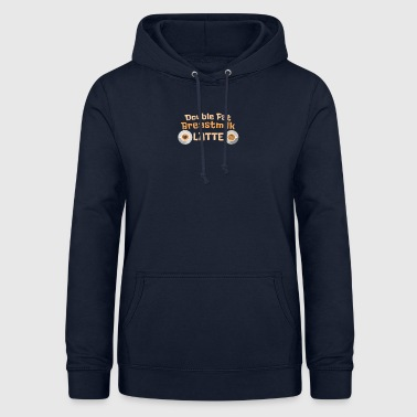 Breastmilk Latte Perfect Gift for Breastfeeding - Women's Hoodie