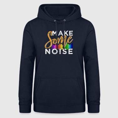 Make Some Noise - Women's Hoodie
