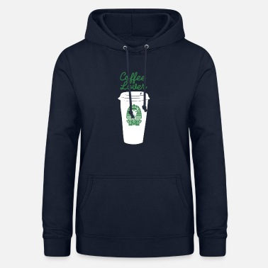Coffee Coffee Lover for coffee lovers and caffeine junkie - Women's Hoodie