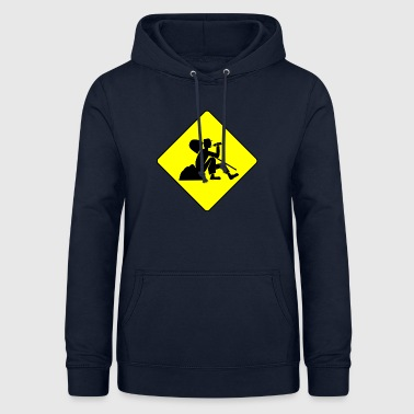 construction worker - Women's Hoodie