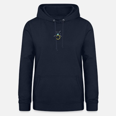 Engagement Ring engagement ring engagement wedding bride - Women's Hoodie