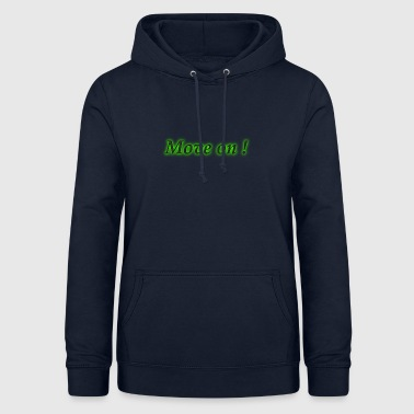 move on - Women's Hoodie