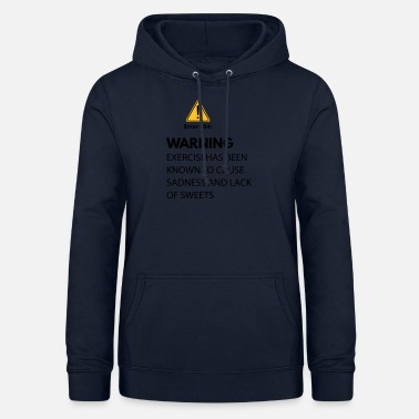Exercise exercise - Women's Hoodie