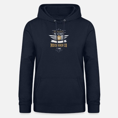 Car Mechanic Mechanic car mechanic gift - Women's Hoodie