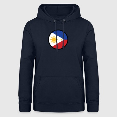 Manila Under The Sign Of The Philippines - Women's Hoodie