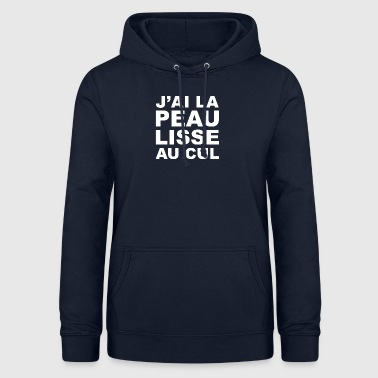 The Smooth Skin - Women's Hoodie