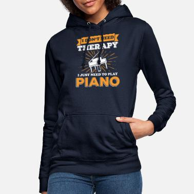 Instrument Piano musical instrument - Women's Hoodie