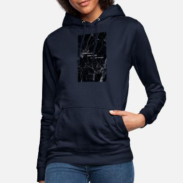 "Marmor T. Roosevelt Print - ""Do what you can"" - Frauen Hoodie"