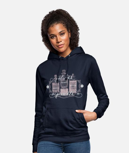 Christmas Gift Tröjor & hoodies - Harry Potter Potions for Presents - Hoodie dam marinblå