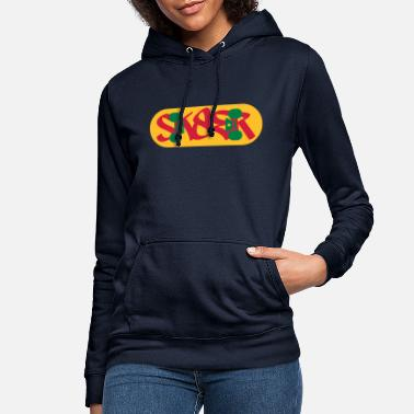 Freestyle sk8er - Women's Hoodie