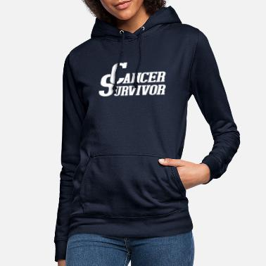 Cancer Survivor Cancer survivor - Women's Hoodie