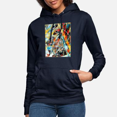 The Print of Life Shirt - Sweat à capuche Femme