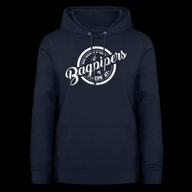 Bagpipers of Germany - Women's Hoodie
