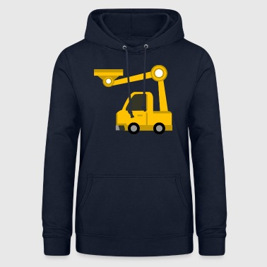 construction mechanic construction maurer37 - Women's Hoodie