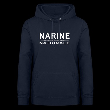 Narine Nationale - Sweat à capuche Femme