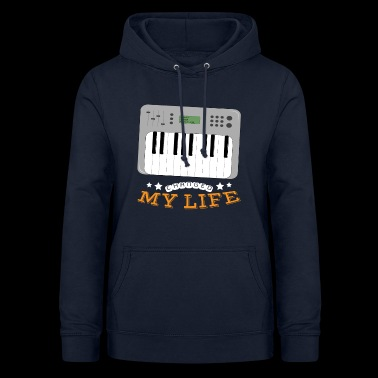 Synthesizer Changed My Life - Women's Hoodie