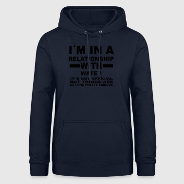relationship with WATER SPORTS - Women's Hoodie